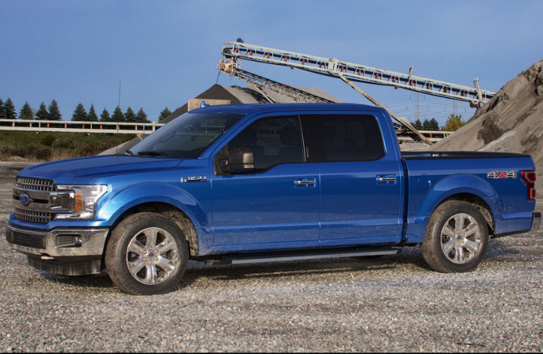 2018 Ford F 150 Exterior Color Options Chris Auffenberg