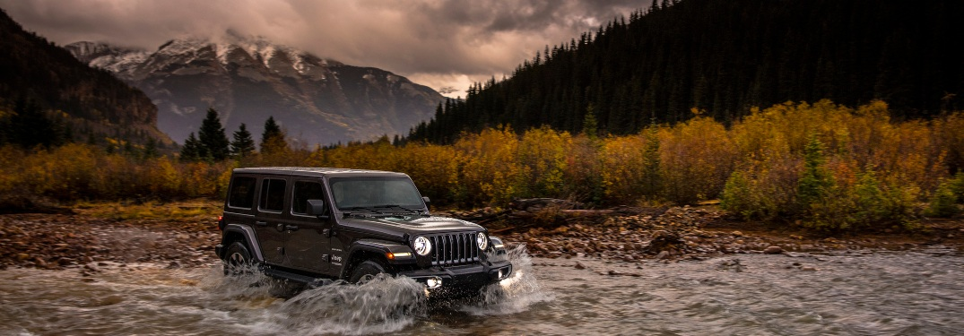 Two new Jeep models for 2020