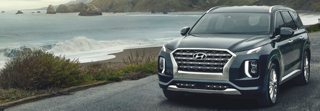 Show off your personality in a new 2020 Hyundai Palisade!