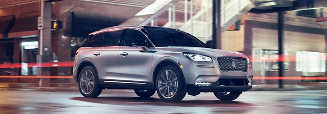 Lincoln unveils all-new Corsair SUV