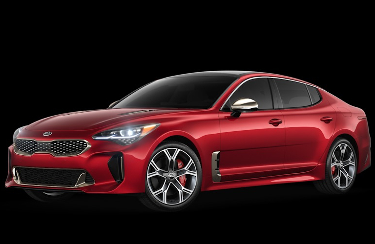 what are the interior and exterior color options for the 2020 kia stinger 2020 kia stinger