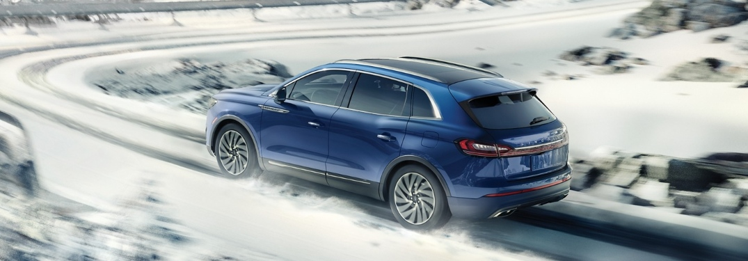 Stay safe this winter in a new SUV!