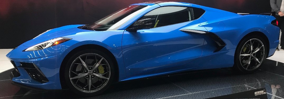 Spacious and sporty: the 2020 Chevrolet Corvette
