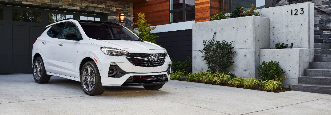 Stylish and Safe: the 2020 Buick Encore GX