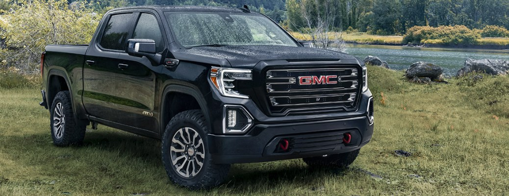 How much power is under the hood of the 2020 GMC Sierra 1500?