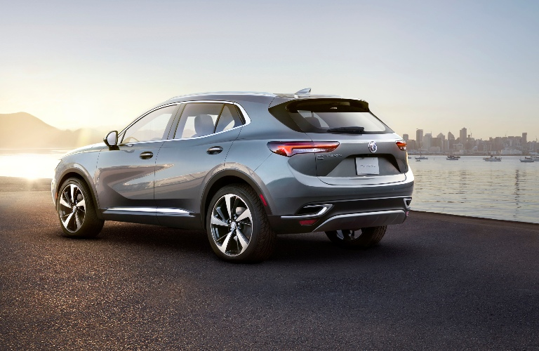 2021 Buick Envision back end