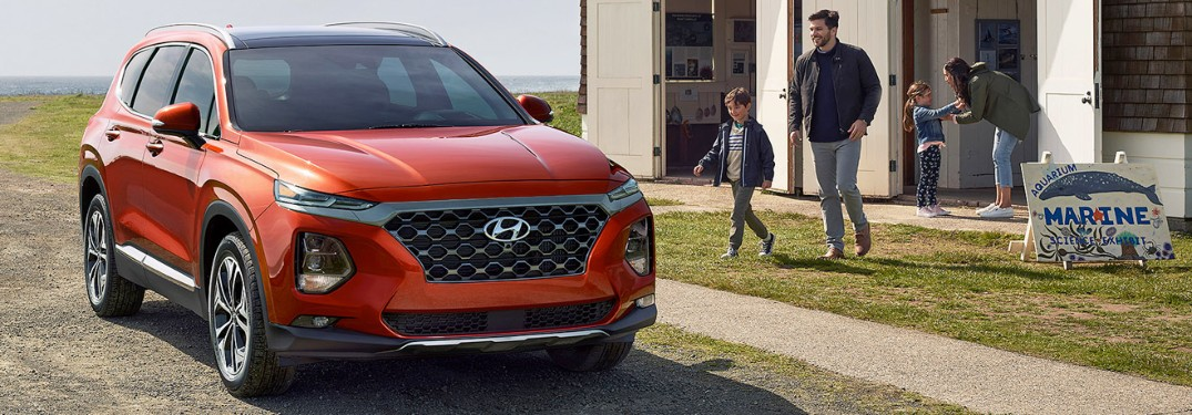 See the 2020 Hyundai Santa Fe without leaving your home!
