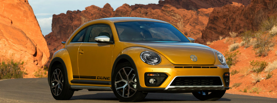 2016 Volkswagen Beetle Dune Engine Specs and Release Date