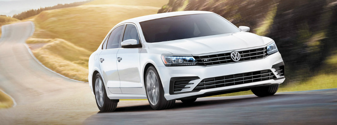 2017 Volkswagen Passat exterior paint color options