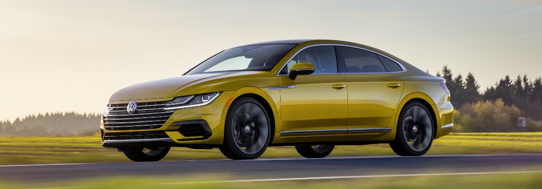 Volkswagen Donates 2019 Arteon at Pebble Beach Concours d'Elegance to Support Healthcare Facilities