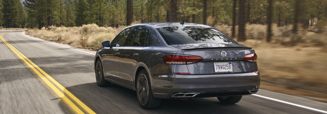 What's the release date of the 2020 Volkswagen Passat?