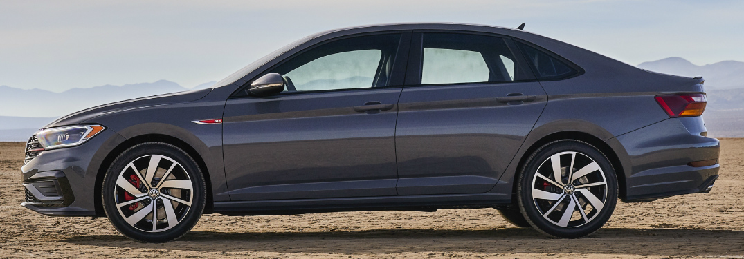 The 2019 Volkswagen Jetta GLI is Fun-to-Drive and Boasts a Sporty Look