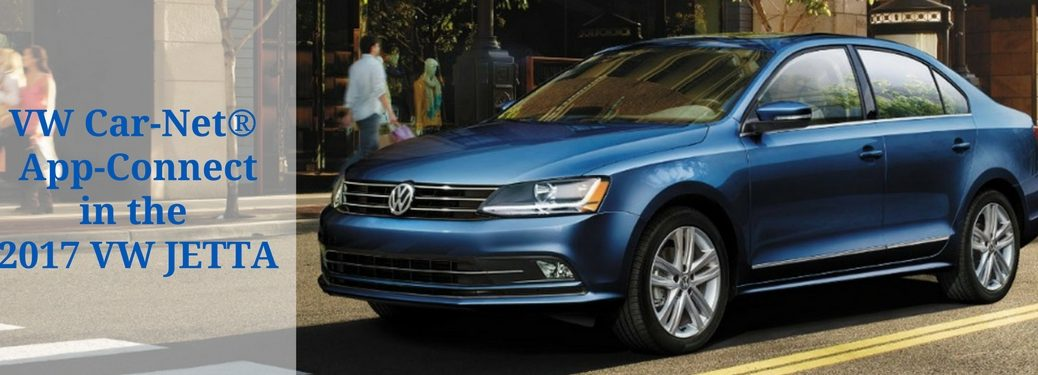 2017 volkswagen jetta vw app-connect