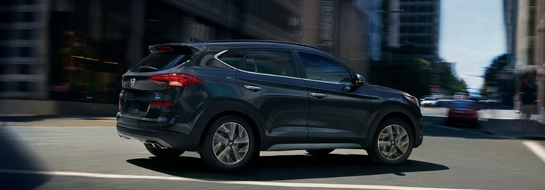 What colors can I get on the 2020 Hyundai Tucson?