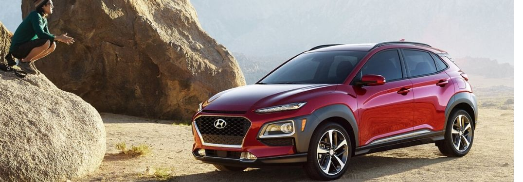 The 2020 Hyundai Kona offers plenty of space for all your needs