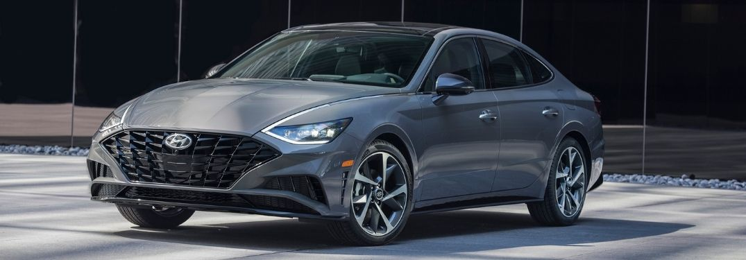 What are the 2021 Hyundai Sonata color options?