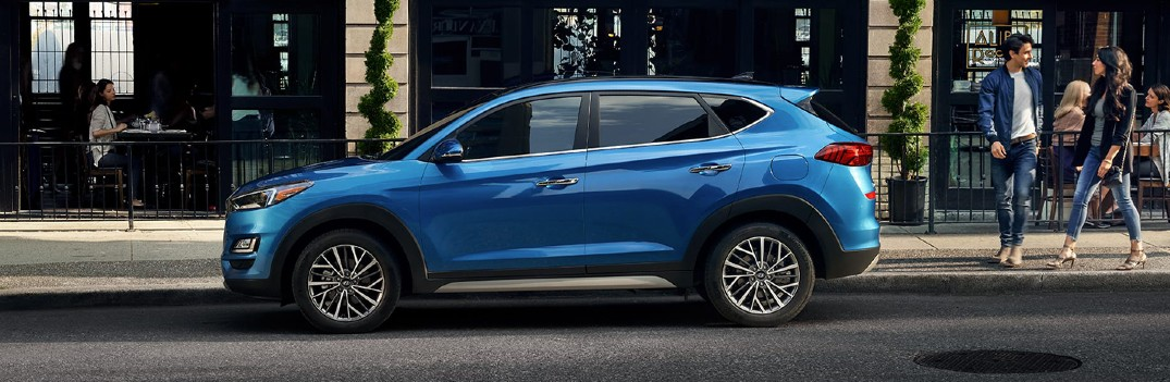 Should I get the 2020 Hyundai Tucson for my family?