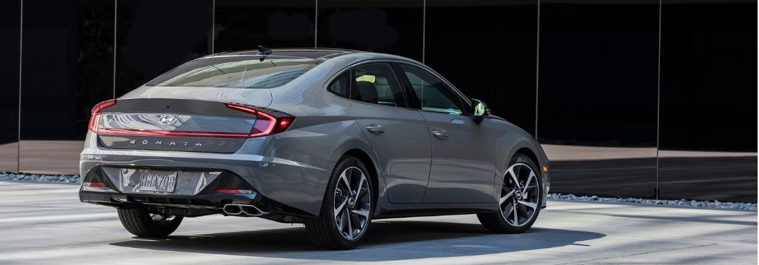 What safety features are on the 2021 Hyundai Sonata?