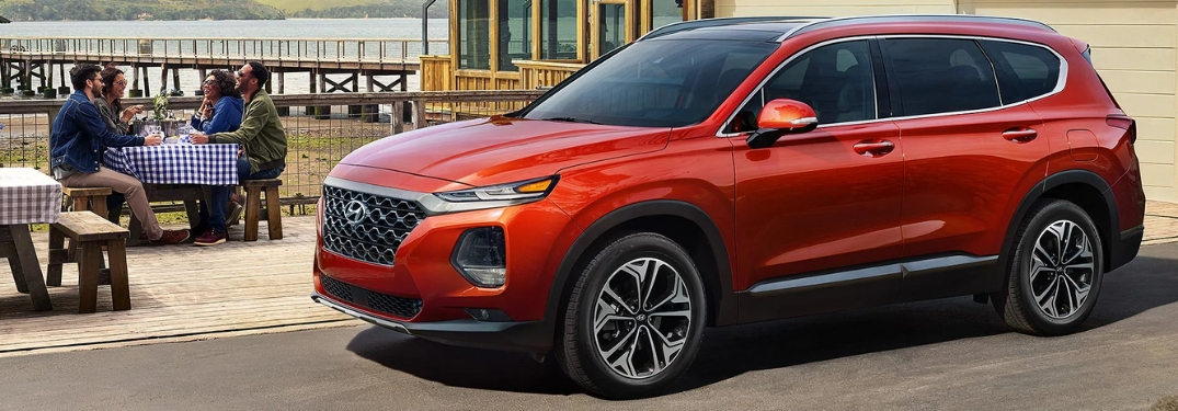 What S The Difference Between The 2019 Santa Fe And The Santa Fe Xl Coastal Hyundai