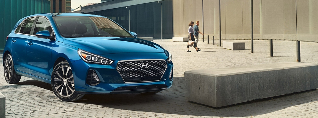 How Much Space is in the 2018 Hyundai Elantra GT?