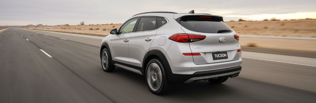2020 Hyundai Kona, Santa Fe, Tucson NHTSA 5-Star Overall Safety Ratings