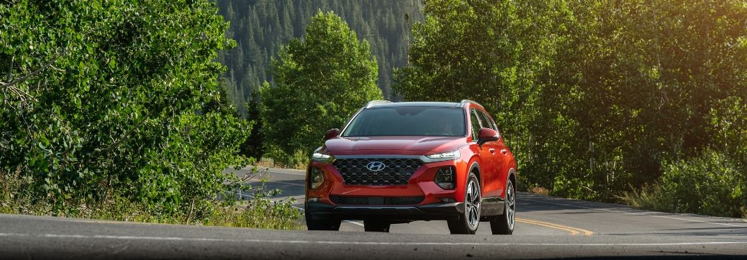 What's New on the 2020 Hyundai Santa Fe?