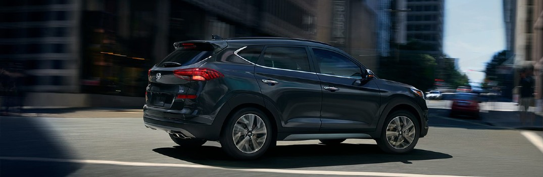 What safety technology and multimedia features does the 2020 Hyundai Tucson have to offer?