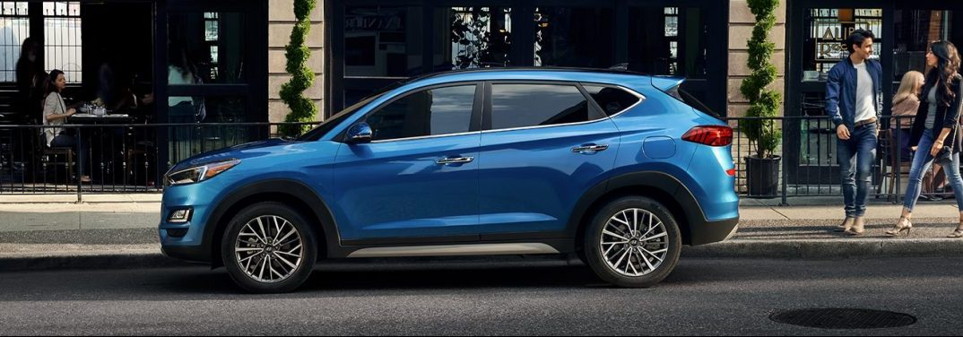 How much cargo can you hold in the 2020 Hyundai Tucson?
