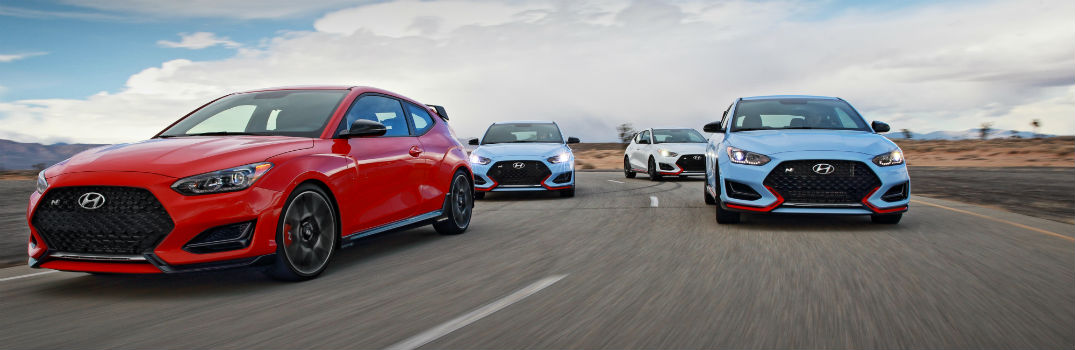 Which Hyundai is the most fun car to drive of the year?