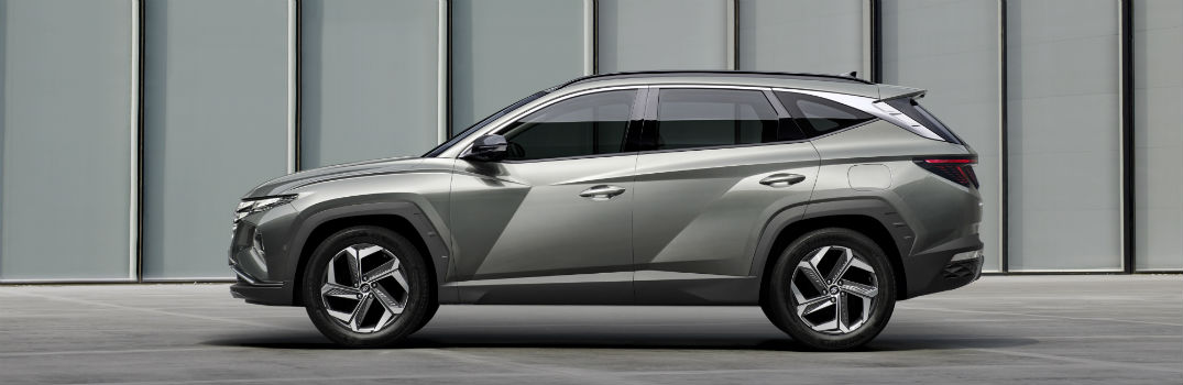 Check out the Unveiling of the 2022 Hyundai Tucson Online