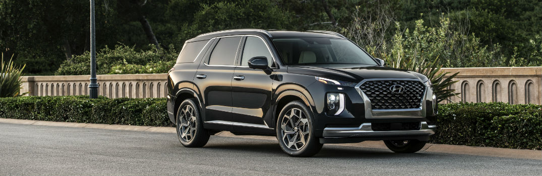 Check out the 2021 Hyundai Palisade Calligraphy with this Showroom Walkaround Video