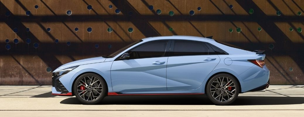 What is the latest model in the Hyundai N range?