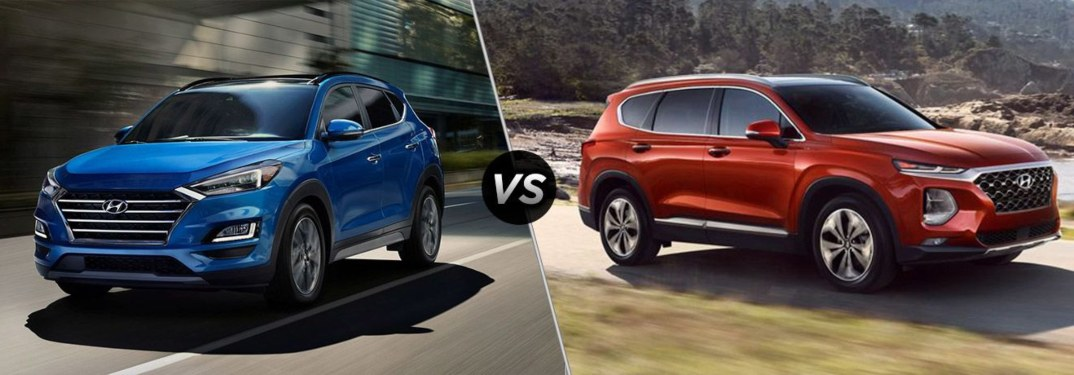 Is the 2020 Hyundai Santa Fe or the 2020 Hyundai Tucson a Better Fit for You?