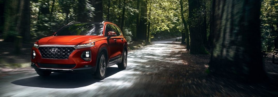How Many Colors Does the 2020 Hyundai Santa Fe Come In?