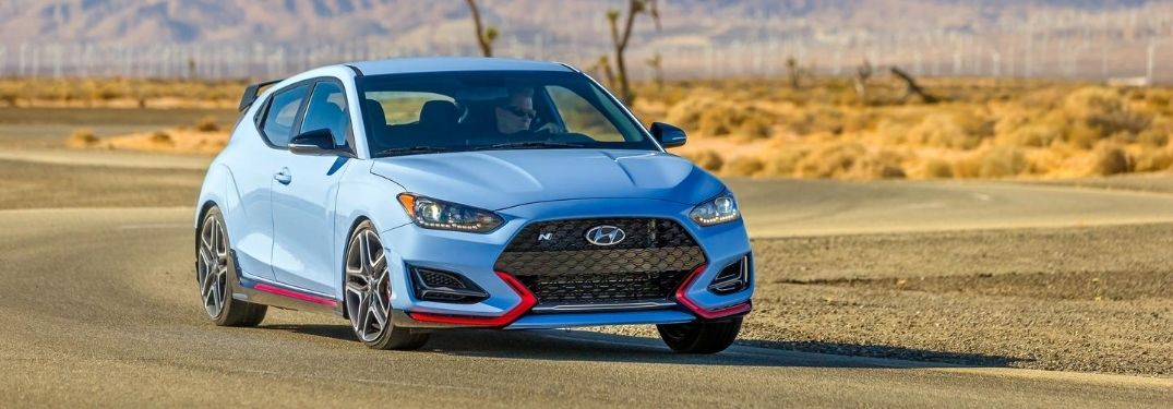 How Fast is the 2021 Hyundai Veloster N?