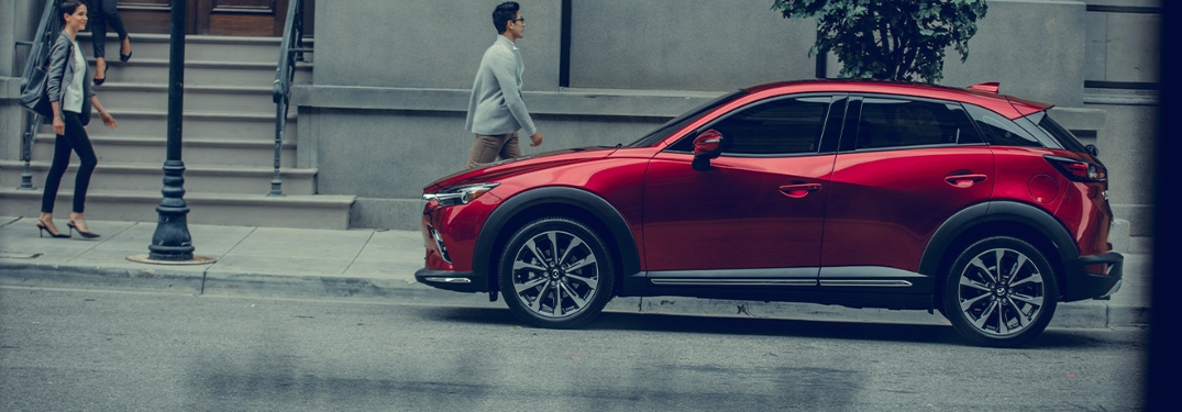New Standard Technology Features Now Available on the 2020 Mazda CX-3