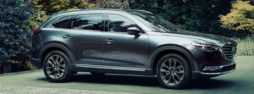 Check Out the Six Color Options Available for the 2020 Mazda CX-9