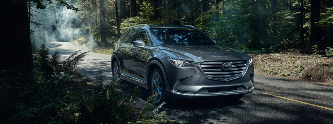 What Features Are Standard on Each 2020 Mazda CX-9 Trim Level?