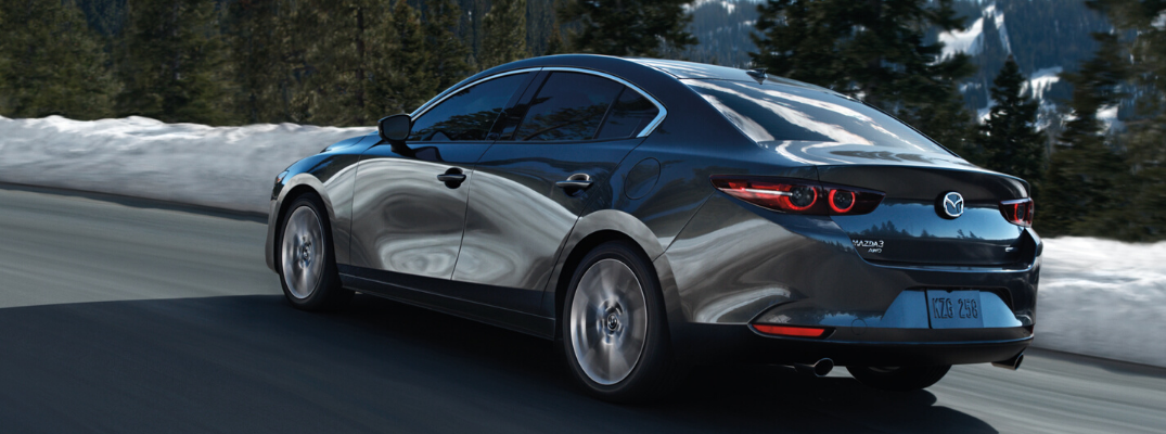 Turn Heads on the Road with One of the Six Colors Available on the 2020 Mazda3 Sedan