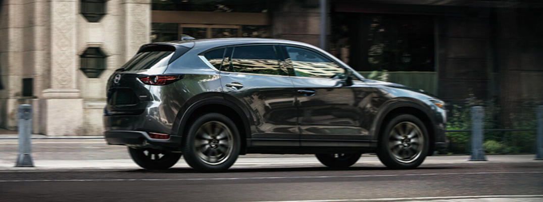 How Much Does Each Trim of the 2020 Mazda CX-5 Cost?