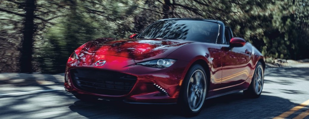 How Much Power Does the 2020 Mazda MX-5 Miata Have?