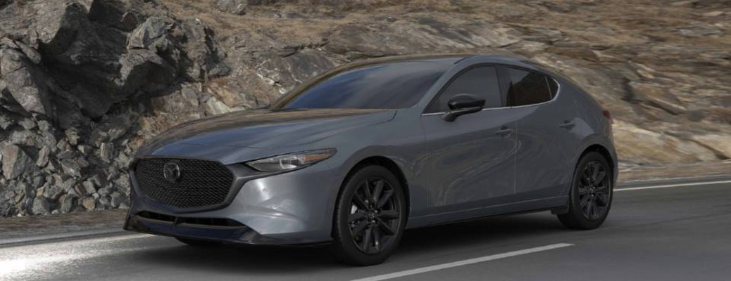 Get Hyped for the 2021 Mazda3 2.5 Turbo by Watching This Video