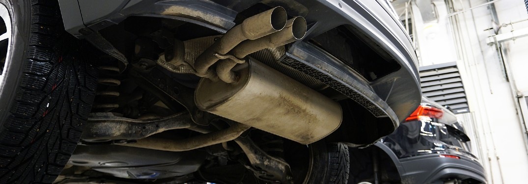 How to Tell if Your Muffler is Damaged