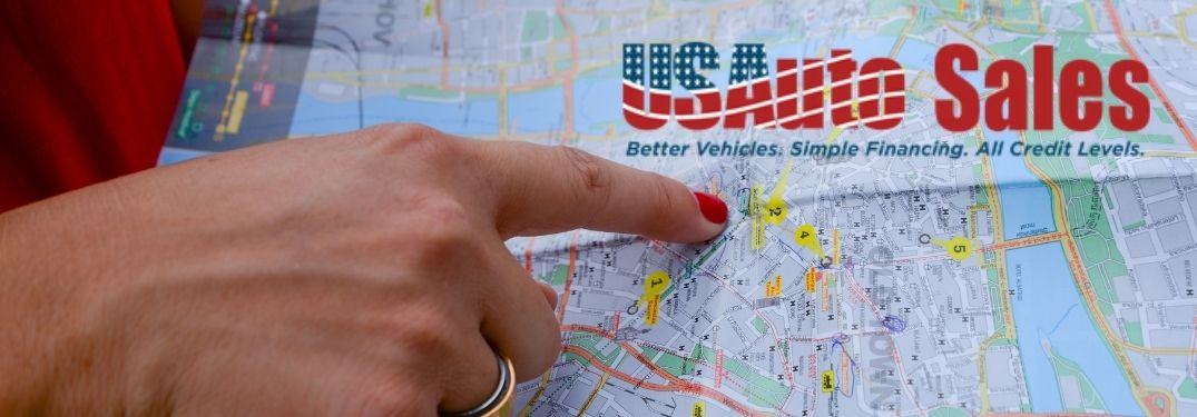 U.S. Auto Sales Features 9 Dealership Locations within 50 Miles of Atlanta