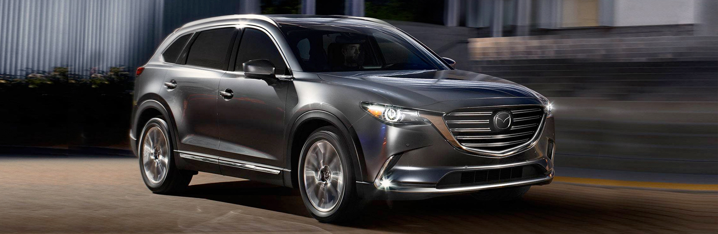 What are the Differences Between the Trim Levels of the 2019 Mazda CX-9?
