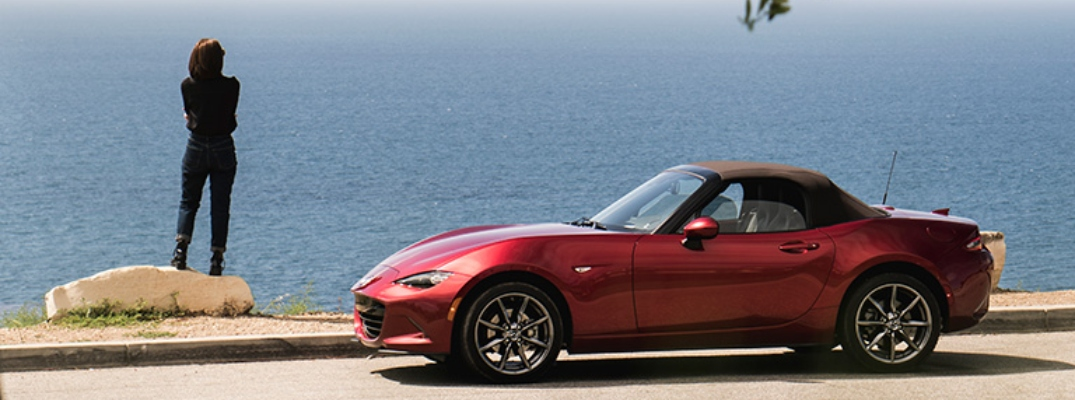 What Color Options are Available for the 2019 Mazda MX-5 Miata?