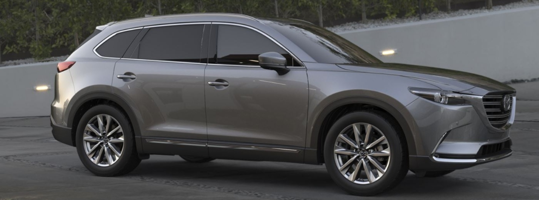 Why Was the 2019 Mazda CX-9 Named an IIHS Top Safety Pick?