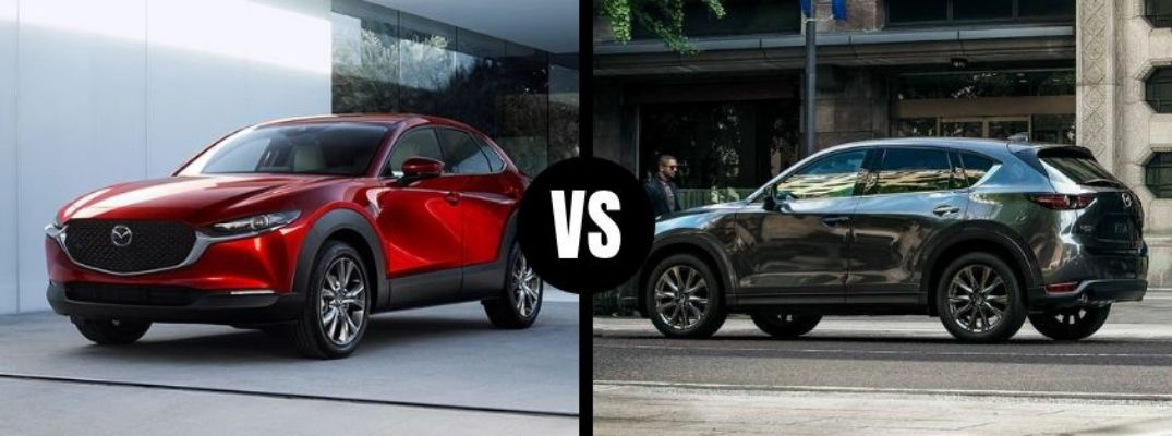 what is the difference between the 2020 mazda cx-30 and