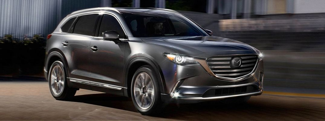 How Powerful is the 2019 Mazda CX-9 Engine?