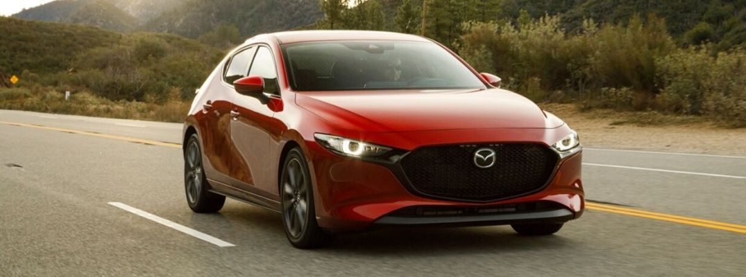 How Much Cargo Space is Available Inside the 2020 Mazda3 Hatchback?